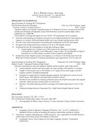 Levels Of Language Proficiency Resume Jet Pa Resume Ms Word