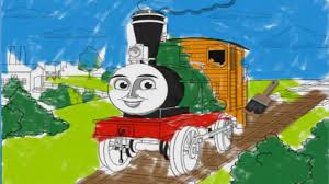 thomas and friends coloring pages thomas the tank online