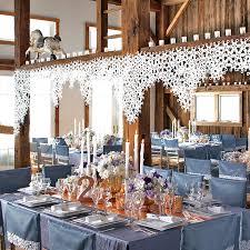 Winter Wedding Decorations Winter Wedding Reception Ideas Tbrb Info