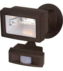 150 watt flood light nuvo sf76 505 mini halogen 120v 150 watt black outdoor flood light