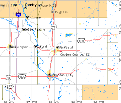 map of counties in kansas cowley county kansas detailed profile houses estate cost