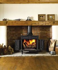 Converting A Wood Fireplace To Gas by Best 25 Franklin Stove Ideas On Pinterest Wood Stove Hearth