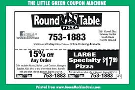 round table pizza coupons 25 off round table pizza specials piceditors com