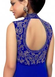 15 stylish back neck designs for kurtis keep me stylish