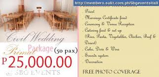Cheap Wedding Ceremony And Reception Venues Birthday Party Venues Events Quezon City Philippines