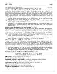 how to write a business resume of business planning resume director of business planning resume