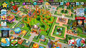rollercoaster tycoon touch android apps on google play