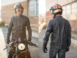 motorcycle riding jackets roland sands 2013 riding jackets return of the cafe racers