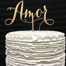 amor cake topper wedding cake topper cake toppers for wedding