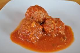 cuisiner boulette de viande boulettes de viande à la sauce tomate recette santé cuisine