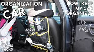 car organization tips tricks u0026 hacks for organizing your vehicle