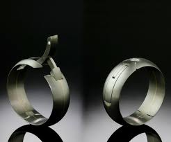 Mens Wedding Ring by Mcwhinney Active Wedding Rings Dudeiwantthat Com
