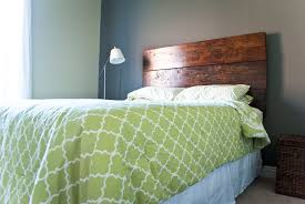 Painted Headboard Ideas Homey Home Design Faux Painted Headboard It Was Really Cheap But