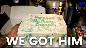 happy 21st birthday brandon youtube