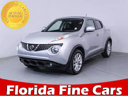nissan juke used for sale used 2013 nissan juke sl suv for sale in miami fl 85226