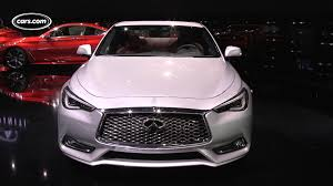 nissan infiniti 2 door 2017 infiniti q60 first look youtube