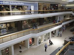 malls try to reinvent themselves as stores