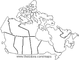 blank political map of canada maps of the world immigration usa flags maps economy
