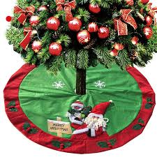 tree skirts haochu christmas tree skirts items new year diy circular cloth