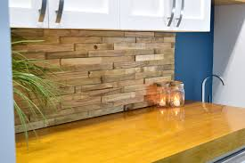back splash backsplash from reclaimed pallets diy build youtube
