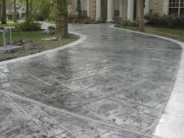 creative pressed concrete patio cost beautiful home design simple