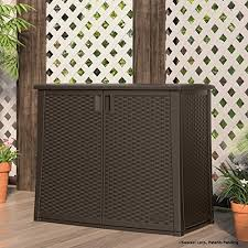 Outdoor Storage Cabinets With Shelves Outdoor Storage Cabinet Utility Base Box Yard Garden Patio Garage
