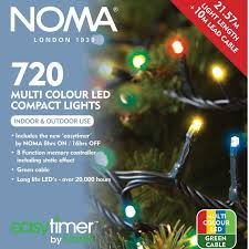 noma indoor outdoor 720 multi compact lights multi
