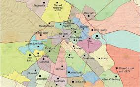 Fayette County Maps Fayette County Public Schools Redistricting Committee Releases