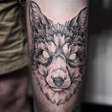 ghost tattoos wolf face tattoos for men ideas u0026 designs tattoo chief