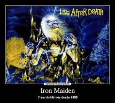 Iron Maiden Memes - iron maiden desmotivaciones