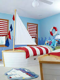 Bedroom Design For Children Unique Modern Ship Decor For Kids Bedroom Ideas In Modern Interior