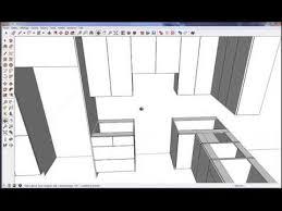 cuisine gratuit fusion 3d sketchup logiciel de cuisine pro gratuit cuisines