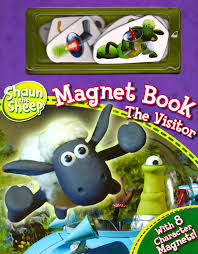Tuscan Home Decor Catalog Shaun The Sheep Magnet Book 9781405245982 Amazon Com Books