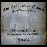 the cyberbass project benjamin britten a ceremony of carols