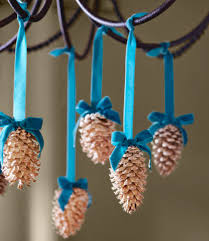 pine cone ornaments deaft west arch