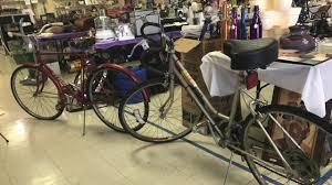 guiding light flea market thrift store columbus oh bikes bikes bikes at guiding light flea market thrift store