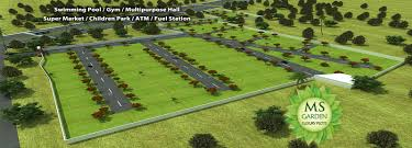 400 Feet by Ms Garden Luxury Plots On Chennai 400 Feet Outer Ring Road