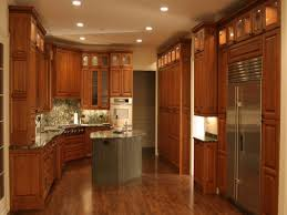 cherry shaker kitchen cabinets cherry clear alder island kitchen