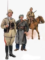 Ottoman Army Ww1 Ottoman Army In World War One 1914 1918 Uniforms Strength