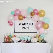 baby shower ideas for to be best 25 baby shower balloons ideas on baby shower for