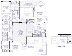 modern home plan luxury modern house floor plans and the saville in idea 15