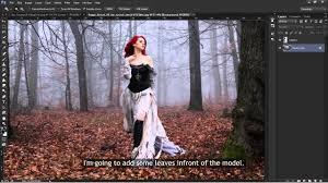 tutorial masking photoshop indonesia magic forest photoshop manipulation tutorial youtube