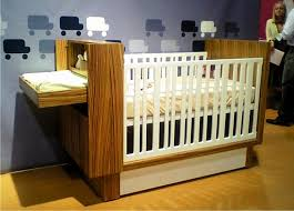 cribs with changing table and storage changing table storage homcom 3 tier ba changer tray changing cribs