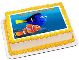 finding dory 2 edible cake topper u0026 cupcake toppers u2013 edible