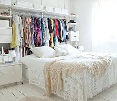 closet behind bed closet bed in closet store clothes without a closet clothes