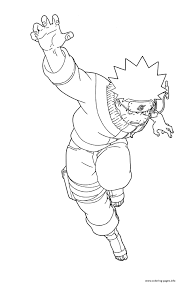 coloring pages anime naruto fighting2b18 coloring pages printable