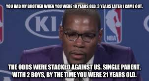 i know kd has gotten a lot of flack recently rightly so but