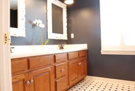 best paint for oak bathroom cabinets sweet chaos home painting oak cabinets painting oak