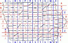 map of iowa towns iowa wazeopedia