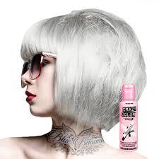 crazy color semi permanent neutral white bright colour hair dye